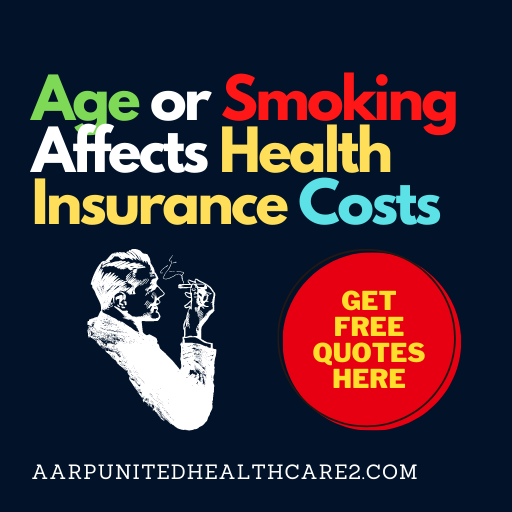 Age or Smoking Affects Health Insurance Costs